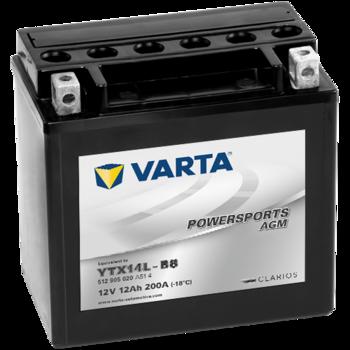 купить Аккумулятор VARTA  12V 190AH  YB14L-A2 (12N14-3A) в Кишинёве