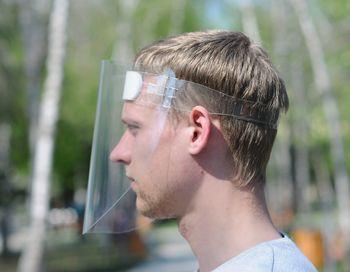 Защитные экраны для лица