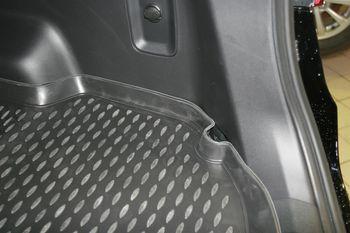 HYUNDAI Santa Fe, 2012->, 5 мест, кросс. Коврик в багажник