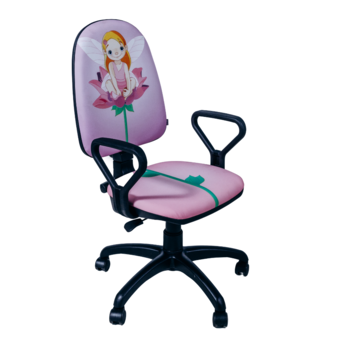 Детское компьютерное кресло Prestige Fairy (Lux 50 AMF 1)