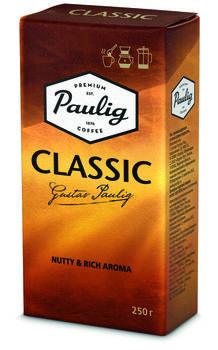Paulig Classic 250г (молотый)
