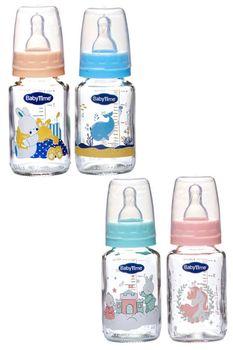 Бутылочка для кормления BabyTime BT074 Классический Pp 125CC