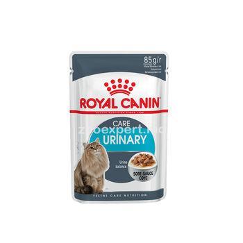 купить Royal Canin URINARY CARE ( в соусе ) 85 gr в Кишинёве
