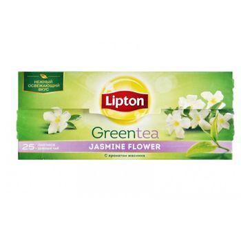 купить Lipton зеленый чай Jasmine, 25 пак. в Кишинёве