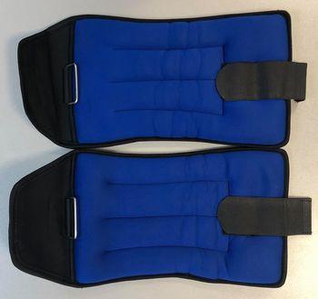 Утяжелители для ног (неопрен) 2x3 кг DeG (4760)