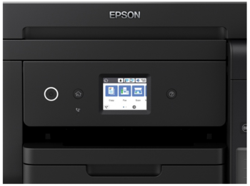 купить Epson L6190, ADF, Duplex Copier/Printer/Scanner/Fax, A4, Ethernet, ADF, Duplex, Wi-Fi / Wi-Fi Direct, iPrint, 33/15 pg/min, CiSS, print: 5760x1440, scan: 1200x2400, USB2.0 в Кишинёве