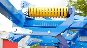 купить Duolent DX 300 N - чизельный культиватор 3 метра, с катком - Фармет в Кишинёве