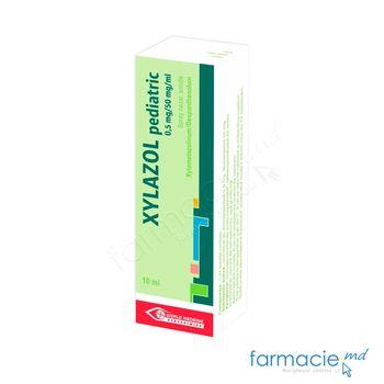 купить Xylazol pediatric spray naz, sol.0,5 mg/50 mg/ml 10ml в Кишинёве