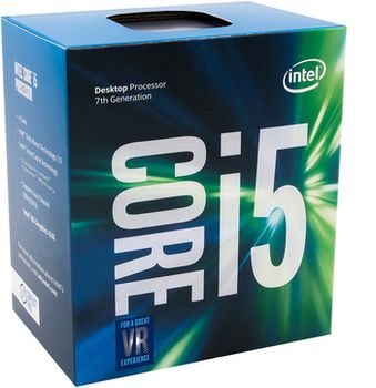 купить Процессор CPU Intel Core i5-7400 3.0-3.5GHz в Кишинёве