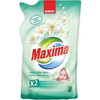 купить Ополаскиватель для белья Sano Maxima Aloe 1 л в Кишинёве
