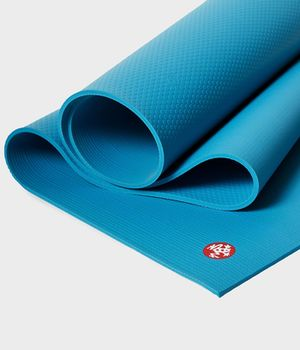 Коврик для йоги Manduka PROlite yoga mat CARIBBEAN BLUE -4.7mm