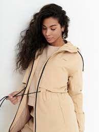 купить Куртка HOL21-KUDC602 WOMEN-S JACKET CREME в Кишинёве