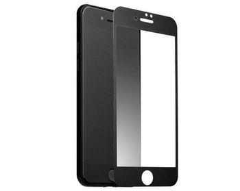 Защитное стекло IPHONE 7+ /8+  BLACK (5D)
