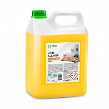 Acid Cleaner - Кислотное средство для очистки фасадов 5,9 кг