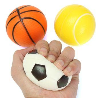 Мячик-эспандер d=7 см Goal KC2718 X (1671)