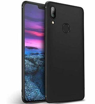 купить Чехол ТПУ Samsung Galaxy A20s (A207) , black solid в Кишинёве