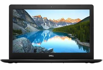 "DELL Inspiron 15 3000 Black (3583), 15.6"" FHD (Intel® Core™ i7-8565U, 4xCore, 1.8-4.6GHz, 8GB (1x8) DDR4, 256GB M.2 PCIe SSD,  AMD Radeon™ 520 Graphics 2GB GDDR5, CardReader, WiFi-AC/BT4.2, 3cell, HD 720p Webcam, RUS, Ubuntu, 2.03 kg)"