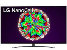 """55 """"LED телевизор LG 55NANO816NA, Черный"""