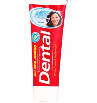 купить Зубная паста Dental Jumbo Экстра отбеливание 250 мл в Кишинёве