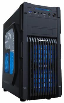 GIG PC - Gamer INTEL -  i3-9100F/8GB DDR4/240GB SSD+1TB HDD/GTX1650 4GB