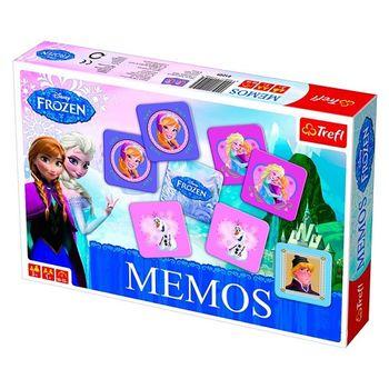 купить Trefl Настольная игра Memos Frozen в Кишинёве
