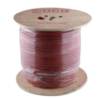 купить 305M Сигнальный кабель DCG Fire Alarm Cable J-Y(St)H 4x2x0.80mm BC F в Кишинёве