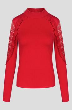 Трикотаж ORSAY Красный 540096