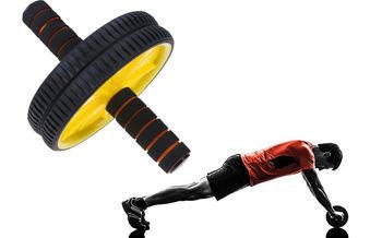 купить Ролик для пресса AB  Wheel YOGA S124-2 в Кишинёве