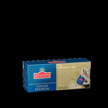 Riston Ceylon Premium 25p