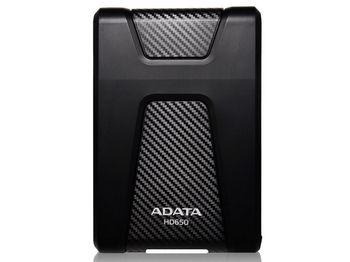 "купить 4.0TB (USB3.1) 2.5"" ADATA HD650 Anti-Shock External Hard Drive, Black (AHD650-4TU31-CBK) в Кишинёве"