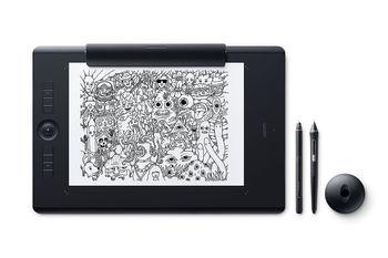 cumpără Graphic Tablet Wacom Intuos Pro Paper L (PTH-860P-R/N) în Chișinău