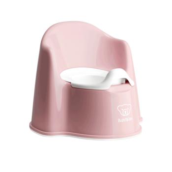 Горшок-кресло BabyBjorn Potty Chair Pink