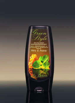 cumpără Balsam pentru par gras Green Style în Chișinău