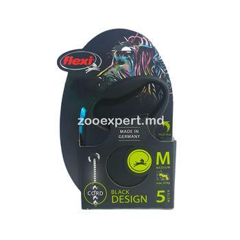 Поводок - рулетка Flexi Design M