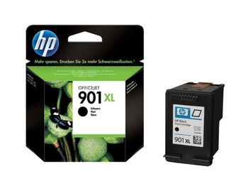 HP No.901XL Black Ink Cartridge for OfficeJet J4580 14ml (700pages)
