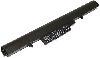 Battery HP Compaq 500 520 HSTNN-IB39 / FB39 14,4V 2600mAh Black OEM