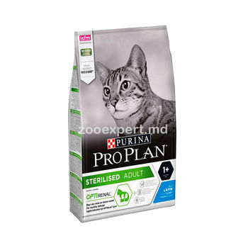 купить Pro Plan Sterilised Adult 1.5 kg в Кишинёве
