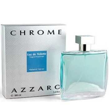LORIS AZZARO AZZARO CHROME EDT 50 ml