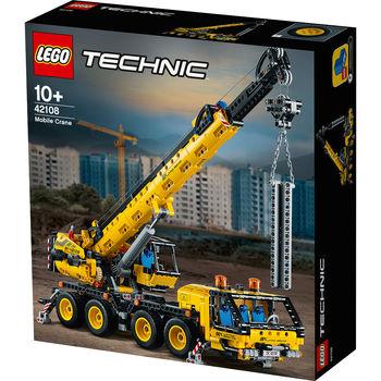 LEGO Technic Мобильный кран, арт. 42108