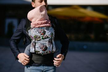 купить Эрго рюкзак NapBag by Bagy Коко в Кишинёве