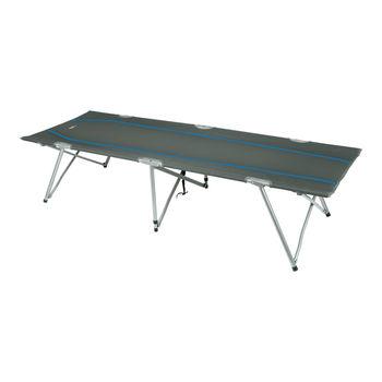 купить Раскладушка High Peak Camping folding bed Oviedo, dark grey-blue, 44160 в Кишинёве