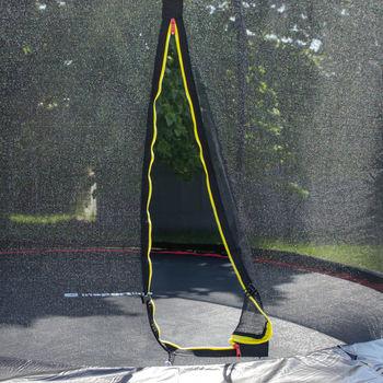 Батут с сеткой и лестницей d=430 см (макс. 150 кг) inSPORTline 22278 (5282)