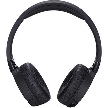 JBL T600BT / Bluetooth Headset, BT Type 4.0, Dynamic driver 32 mm, Frequency response 20 Hz-20 kHz, Active Noise Cancelling, Hands-free calls, Foldable design, Battery Lifetime BT+ANC (up to) 12 hr, Detachable cable 3.5mm, Black