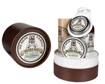 купить Набор MR. BEAR FAMILY BEARD WILDERNESS SET в Кишинёве