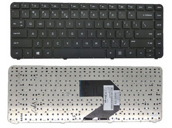 "Keyboard HP Pavilion G4-2000 w/o frame ""ENTER""-small ENG. Black"