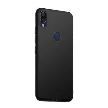 купить Чехол ТПУ Samsung Galaxy A70 (A705) , black solid в Кишинёве