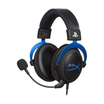Наушники Gaming HyperX Cloud PS4, Black/Blue
