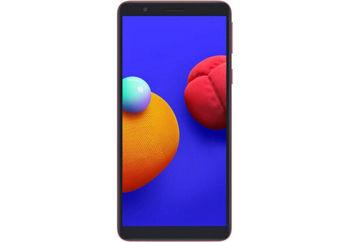 Samsung Galaxy A01 Core 1GB / 16GB, Red