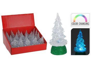 """Сувенир LED """"Елка"""" 10X4сm, меняющий цвет"""