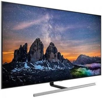 "купить Телевизор QLED direct 55"" Smart Samsung QE55Q80RAUXUA FULL ARRAY 4K в Кишинёве"